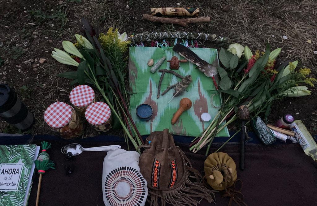 Altar und Zeremonie