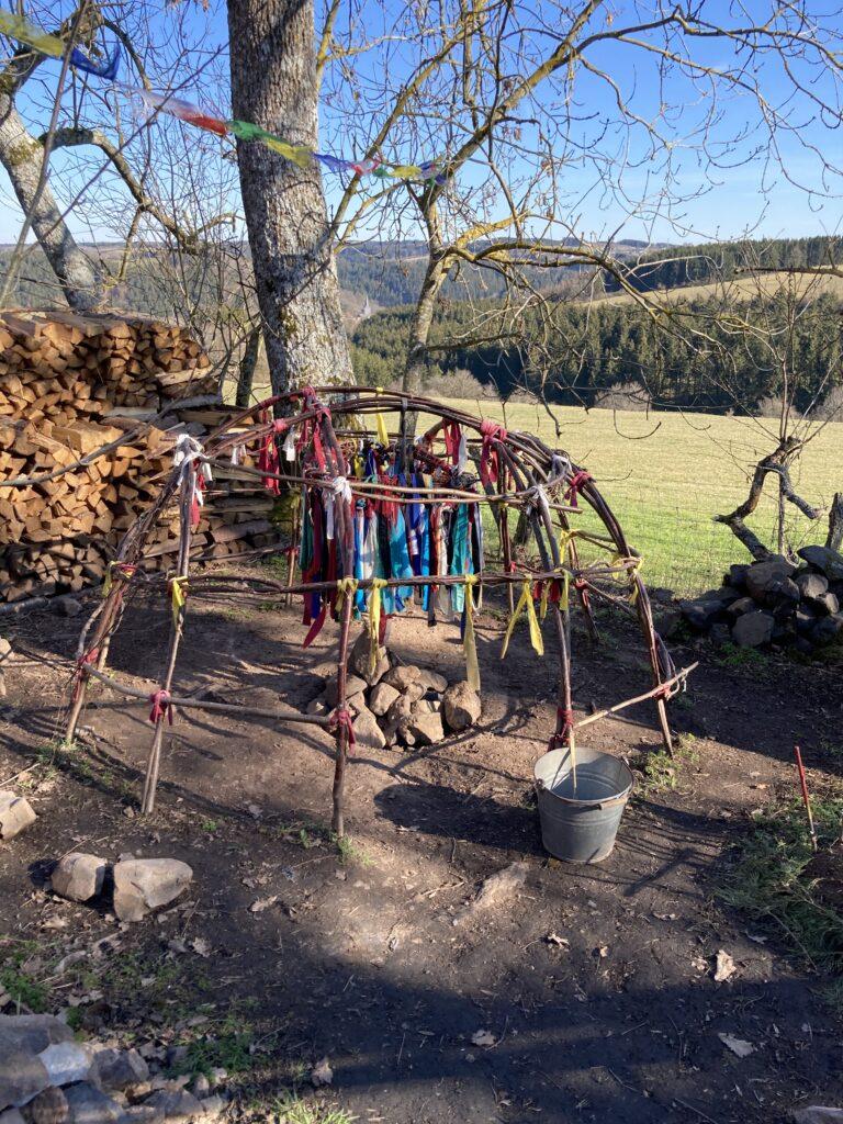 Schwitzhütte